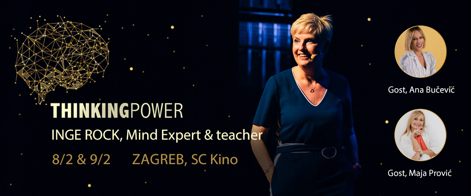 Conference Thinking Power - tickets