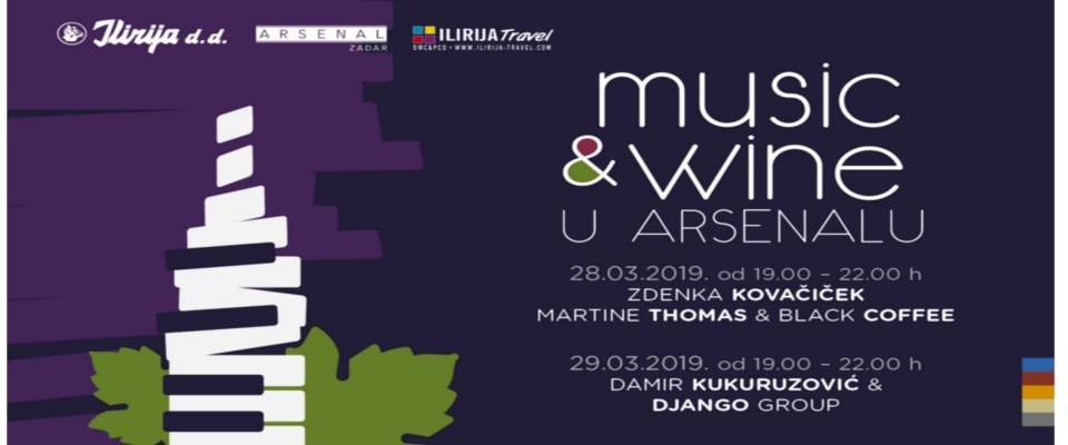 Music & Wine Festival - Arsenal Zadar